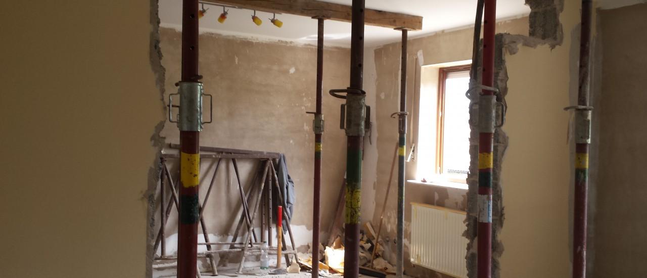 Innenausbau vom Entkernen bis zum fertigen Projekt